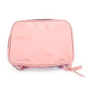 Anastasia Beverly Hills Pink Zippered Makeup Case